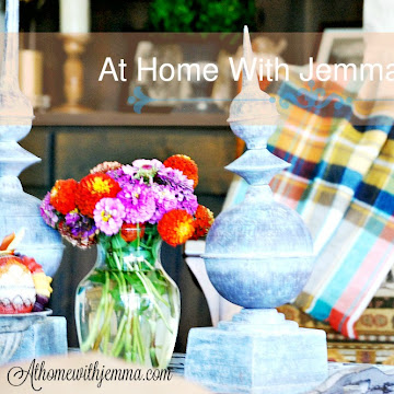 At Home With Jemma Fall Home Tour