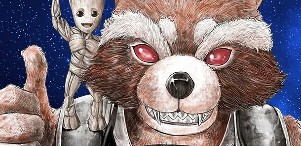 Guardians of the Galaxy Films Gets Spinoff Manga Series.