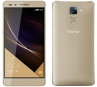 Huawei Honor 7 Dual Sim Specs and Price
