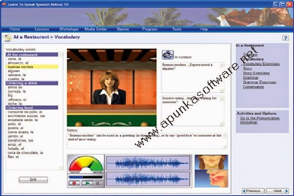 Learn to speak english deluxe 10 free downloads.