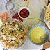 Food // Brunchtime: Rezepte für Humus, Zaziki und Feta-Dip