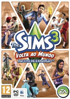 The Sims 3 World Adventures (Completo em Torrent)