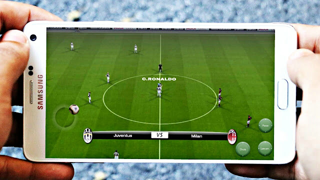 Download PES 2019 Mobile 140 Mb Best Graphics HD Mod DLS Android