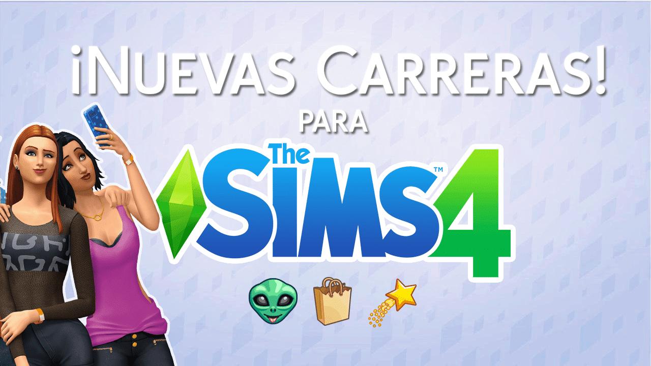 Actrices Porno Los Sims4 career mod en espaÑol profesiones, trabajos - sims 4