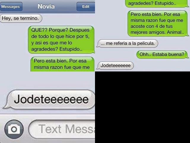 Las conversaciones de Whatsapp mas graciosas