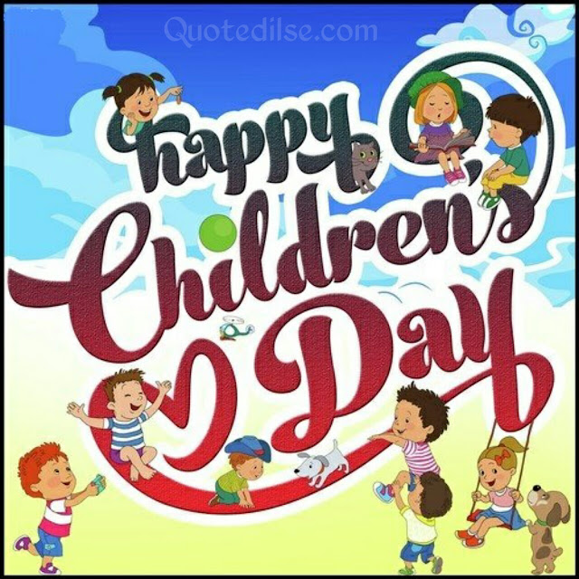 Funny Children's Day Wishes Messages 2020