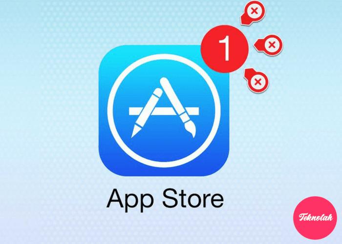 Memperbaiki iPhone Tidak Bisa Update Aplikasi