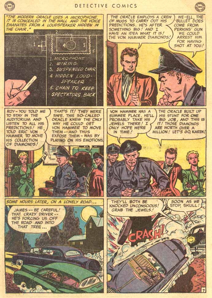 Read online Detective Comics (1937) comic -  Issue #160 - 23