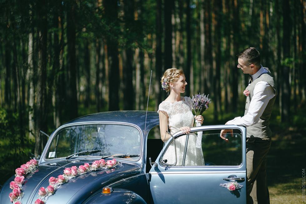 kāzu auto Volkswagen Kafer