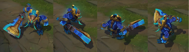 Mod Skin Worldbreaker Trundle 2