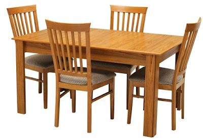 Beberapa Produk Meja Makan Kayu Dari IKEA