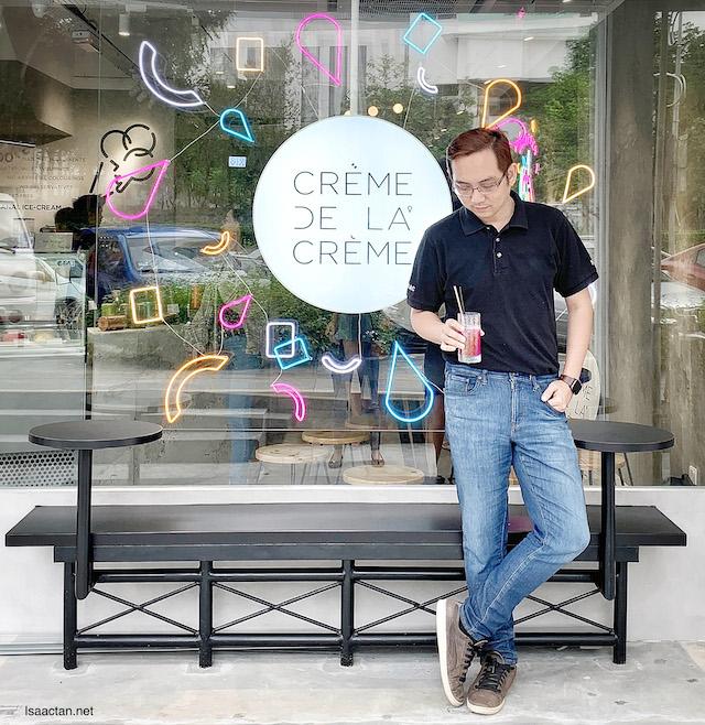 Crème De La Crème @ Damansara Uptown - Delicious Ice Creams & More!