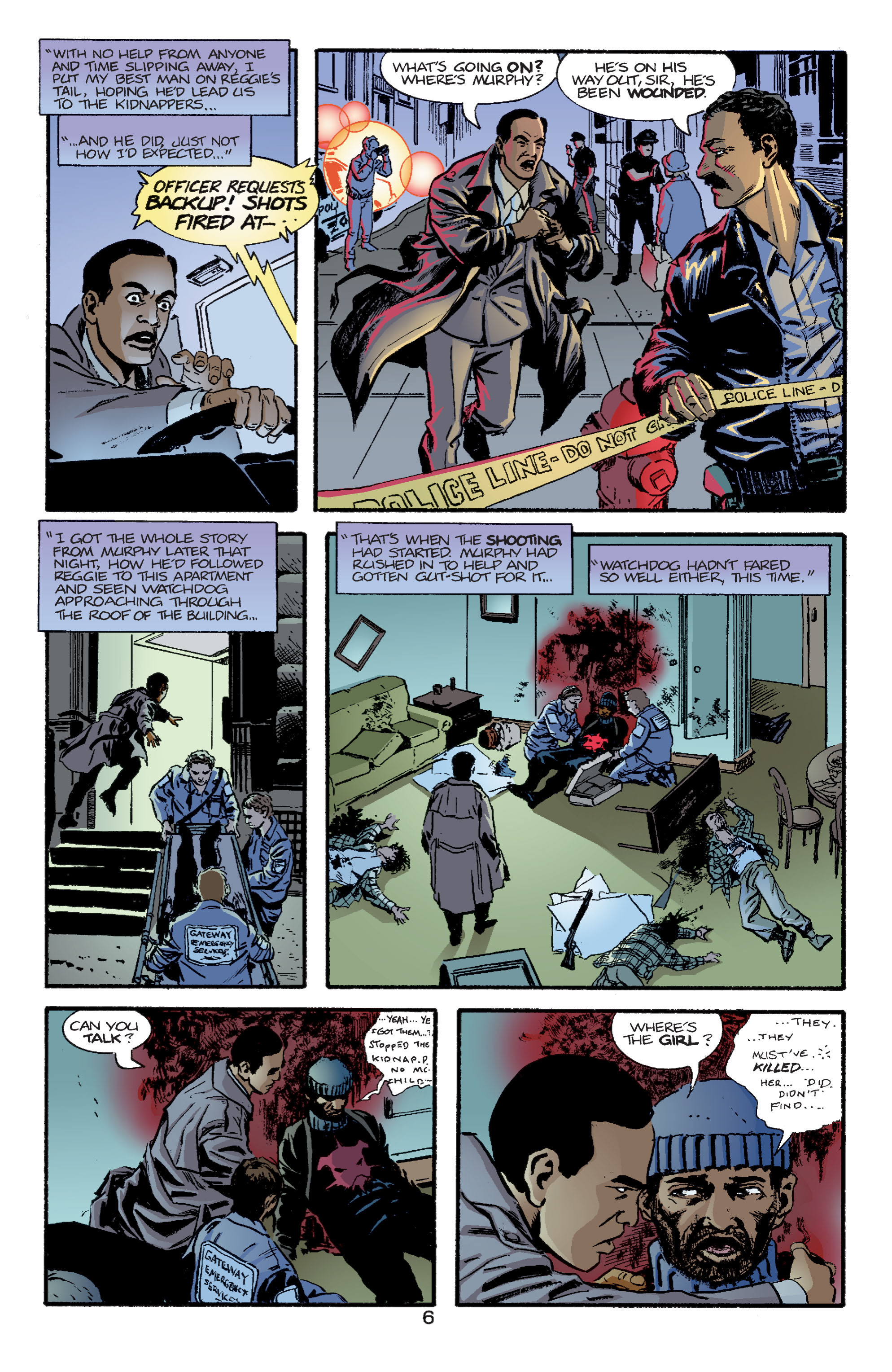 Detective Comics (1937) 758 Page 28