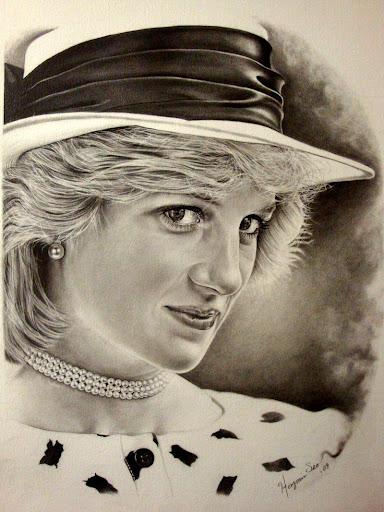 La princesa Diana - Michelle Seo Hongmin