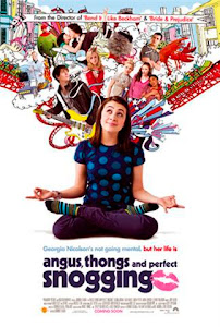 Angus, Thongs and Perfect Snogging Poster