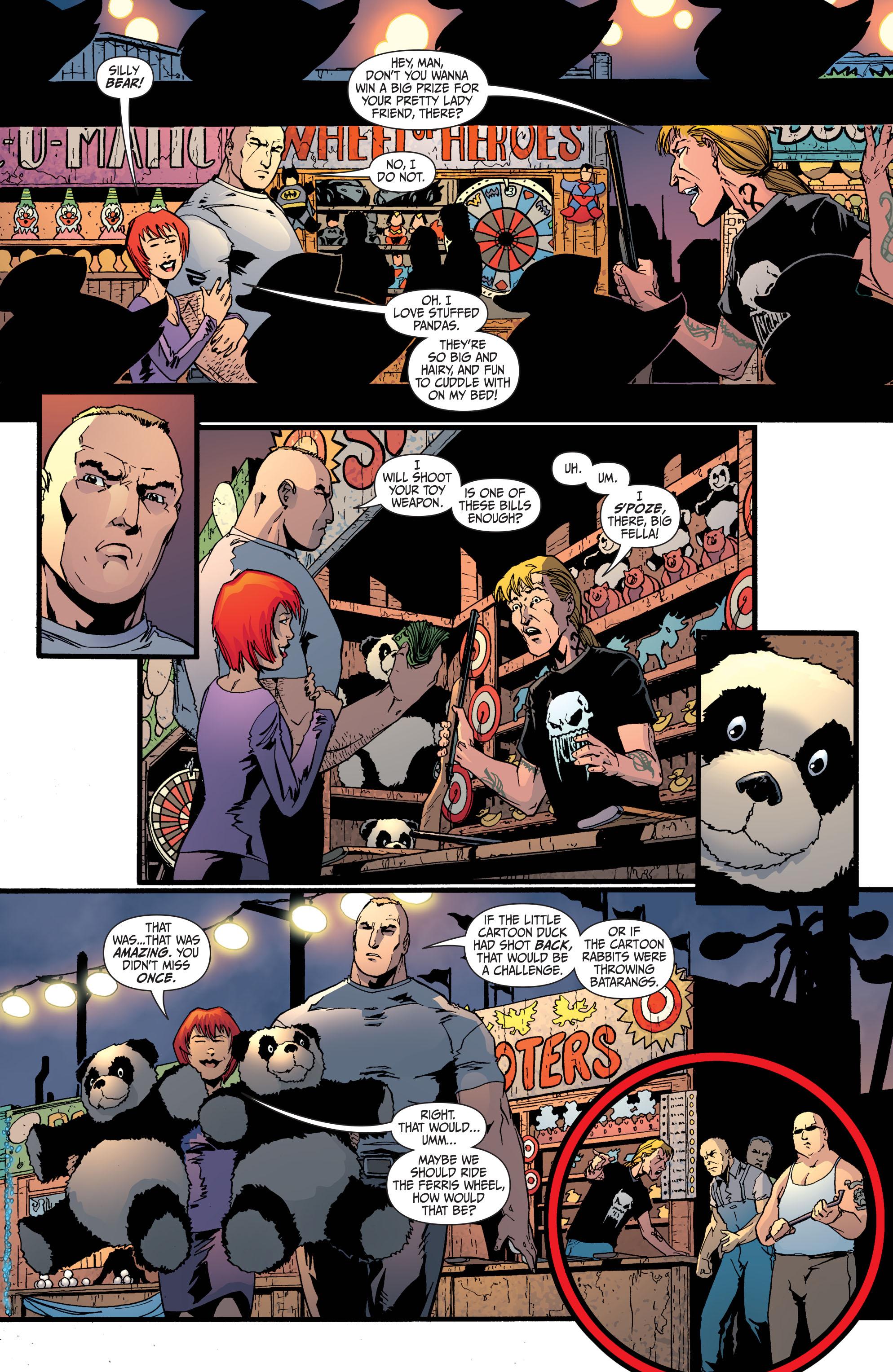 Read online Secret Six (2008) comic -  Issue #34 - 16