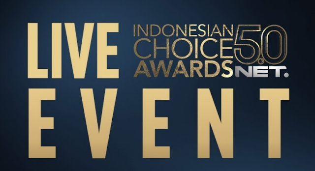 LIVE STREAMING Indonesian Choice Awards 5.0 NET. HD