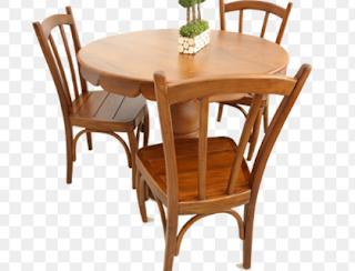 Furniture Meja Jati Ruang Tamu