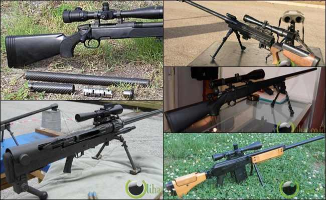 11 Jenis Senjata Sniper yang Dimiliki Pasukan Elite Indonesia