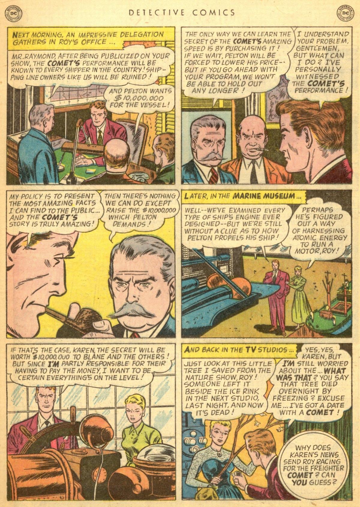 Read online Detective Comics (1937) comic -  Issue #170 - 22