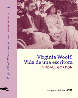 Virginia Woolf Vida de una escritora Lyndall Gordon