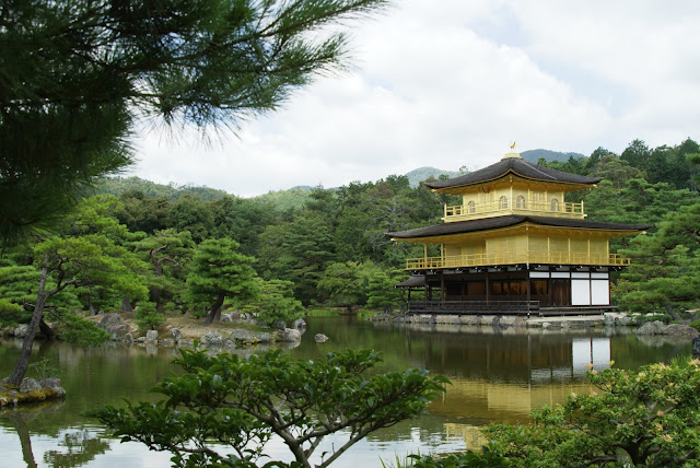 pavillon d'or kyoto