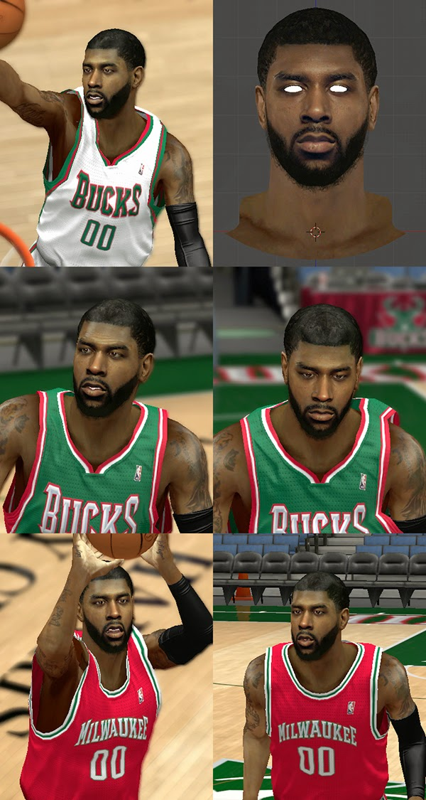 OJ Mayo Full Beard