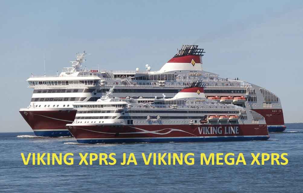 viking line express