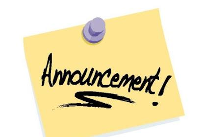 Contoh Soal Announcement Sma