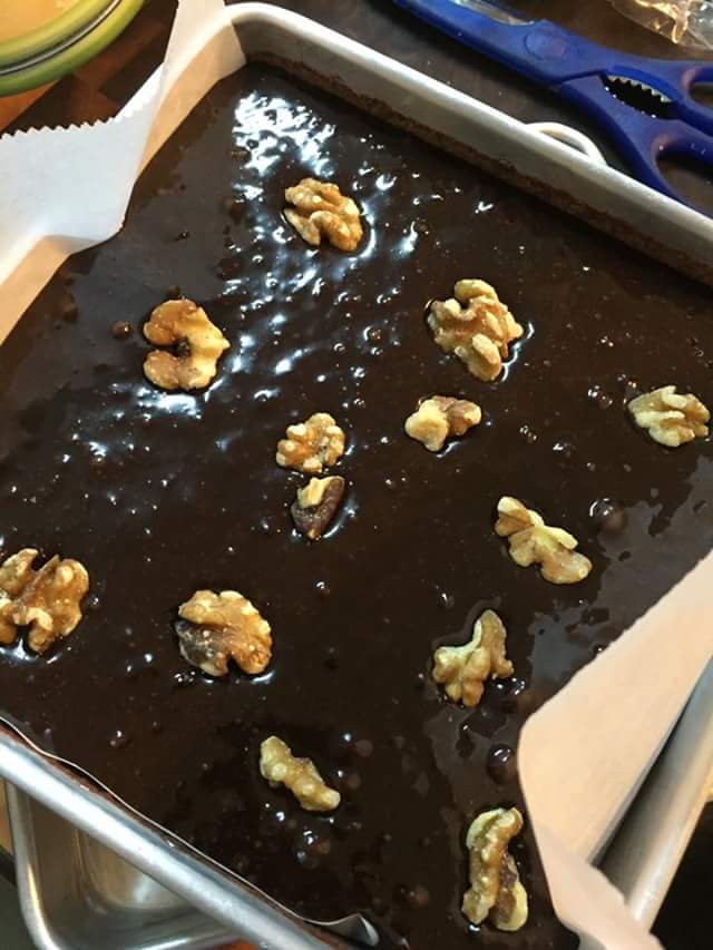 Resipi Brownies Walnut By Khairul Hakimin Muhammad