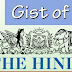 Gist of The Hindu (October 2017) Download in PDF
