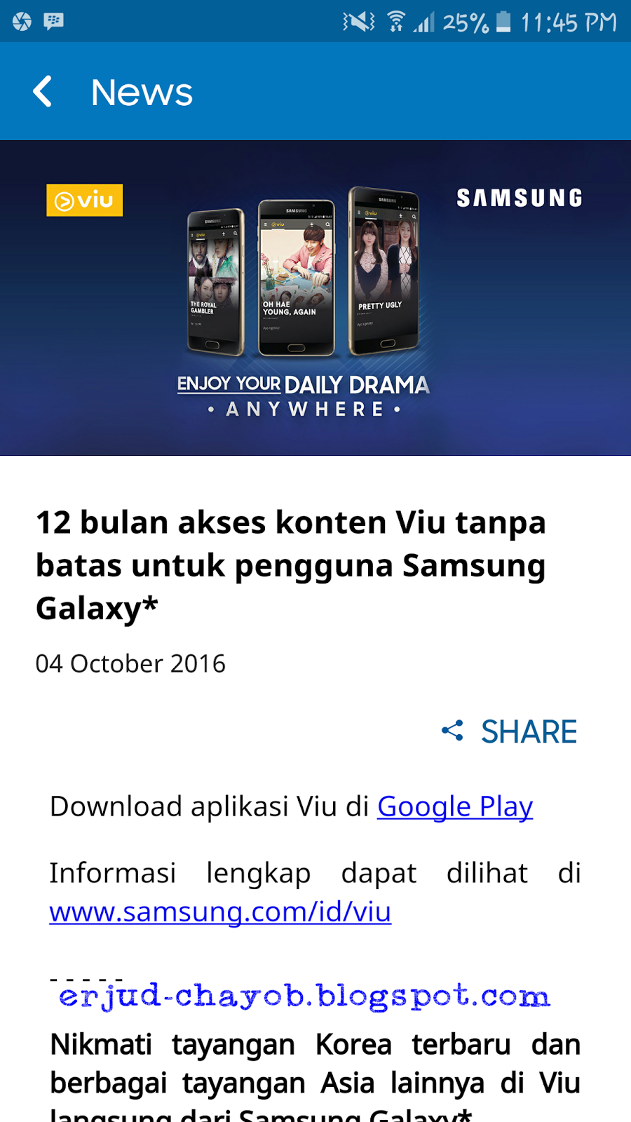 Cara Download Subtitle VIU | ErJud Chayob's Blog