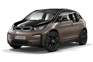 BMW i3 (2019) Front Side