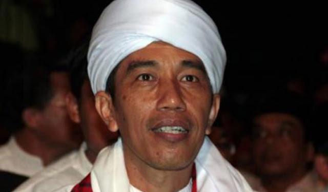 Presiden Joko Widodo Masuk Nominasi Santri Award 2017