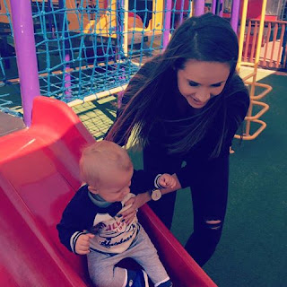 Danielle With Kid