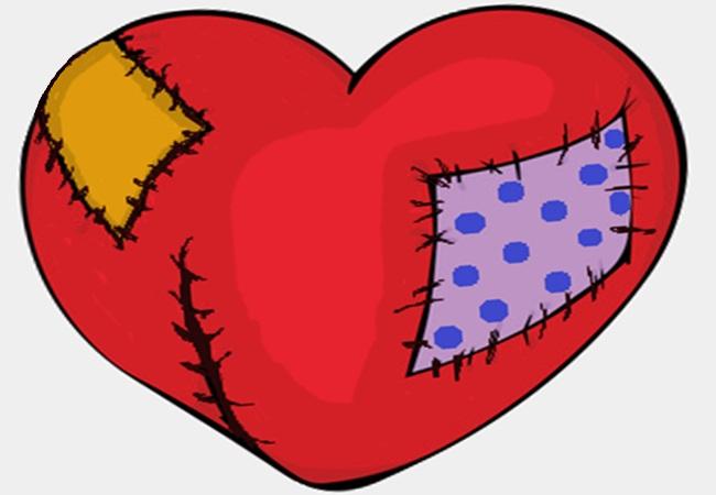 La bellezza di un cuore si vede dalle sue cicatrici