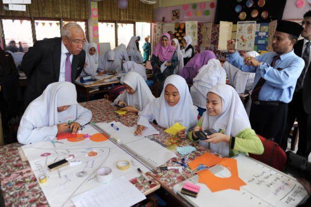 Kedahnews Com Smk Sultanah Bahiyah Antara Diiktiraf Ib World School