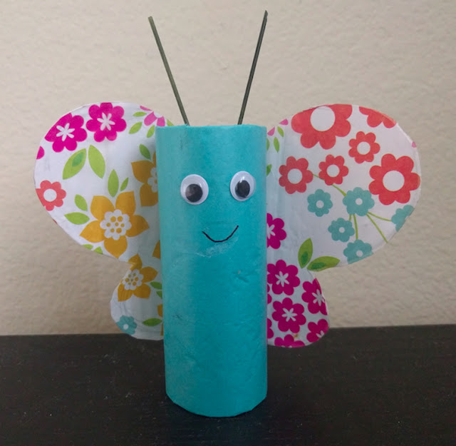 Paper Roll Tube Craft, Toilet Paper Roll Tube Craft, Kids Craft, Craft for kids, summer fun, summer activity, kids activity, preschool craft, easy craft, kindergarten craft, toddler craft, toddler fun, animal craft, colorful craft, simple craft, cute craft