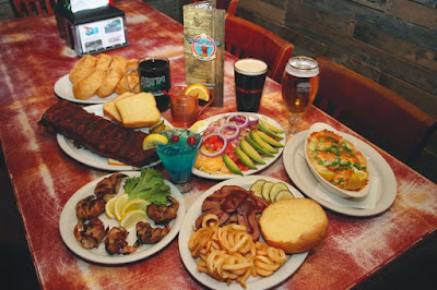 Wobbly Boots Roadhouse, Osage Beach MO, Lake of the Ozarks, BBQ