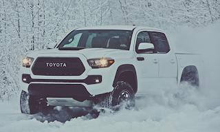 2018 Toyota Tacoma TRD Pro Style
