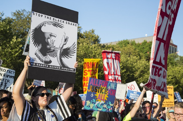 Resultado de imagen para STANDING ROCK: LA MAYOR MOVILIZACIÓN INDÍGENA EN MÁS DE UN SIGLO