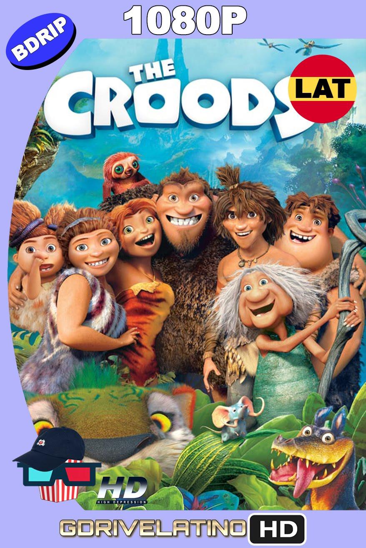 The Croods (2013) BDRip 1080p Latino-Inglés MKV