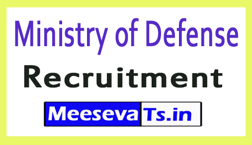 Ministry of Defense MOD Recruitment