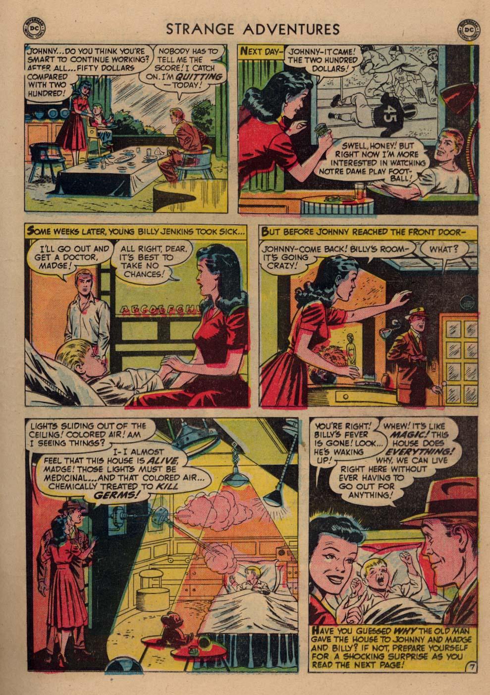 Strange Adventures (1950) issue 3 - Page 21