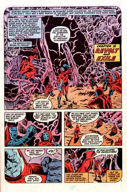 Read online Secret Origins (1986) comic -  Issue #22 - 8
