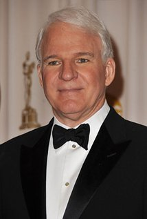 Steve Martin. Director of The Man With Two Brains