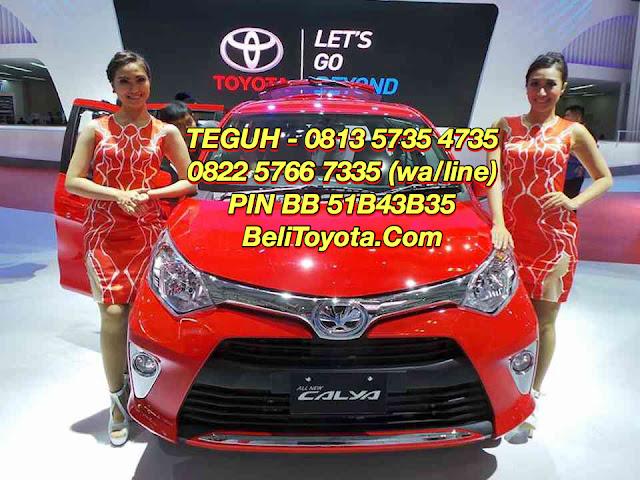Perbandingan Spesifikasi Toyota Calya VS Toyota Avanza Transmover