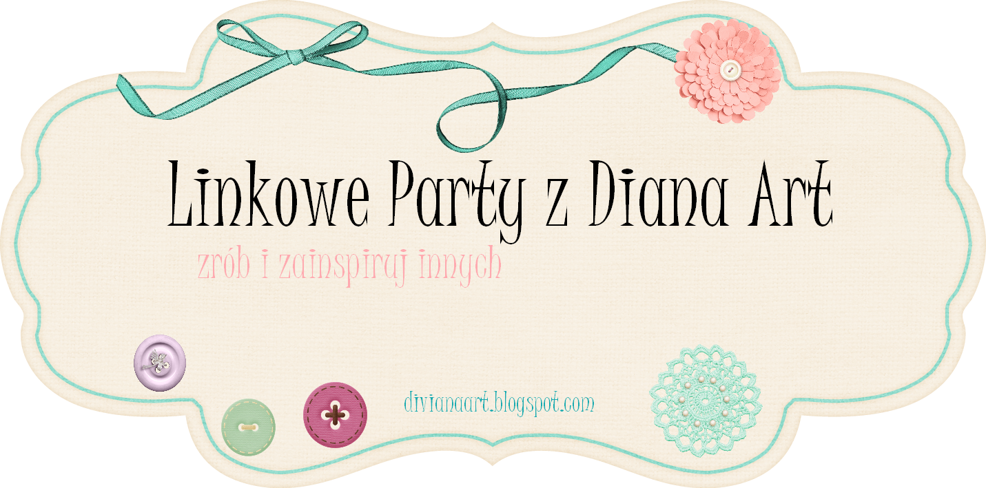 Linkowe party z Dina Art