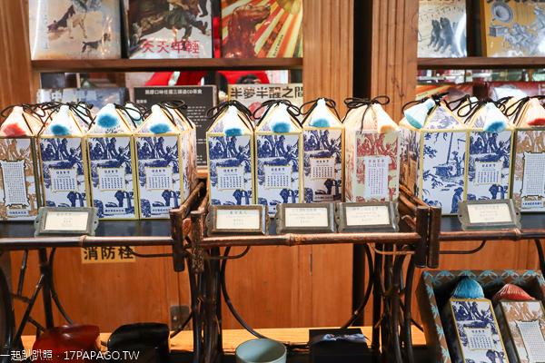 台中中區|宮原眼科|醉月樓|宮原奶茶|宮原眼科冰淇淋|台中伴手禮|國內外知名景點