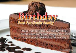 Happy Birthday wishes quotes for uncle: i hope your birthday is a holiday full of dreams that come true magic